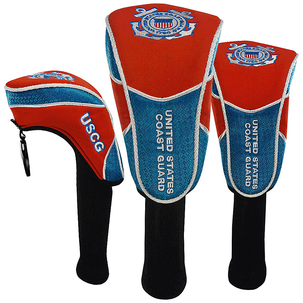 Hot Z Golf Bags Headcover Set Coast Guard Hot Z Golf Bags Sports Accessories