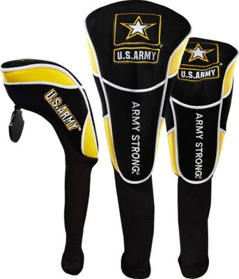 Hot-Z Golf Bags Headcover Set Army - Hot-Z Golf Bags Sports Accessories