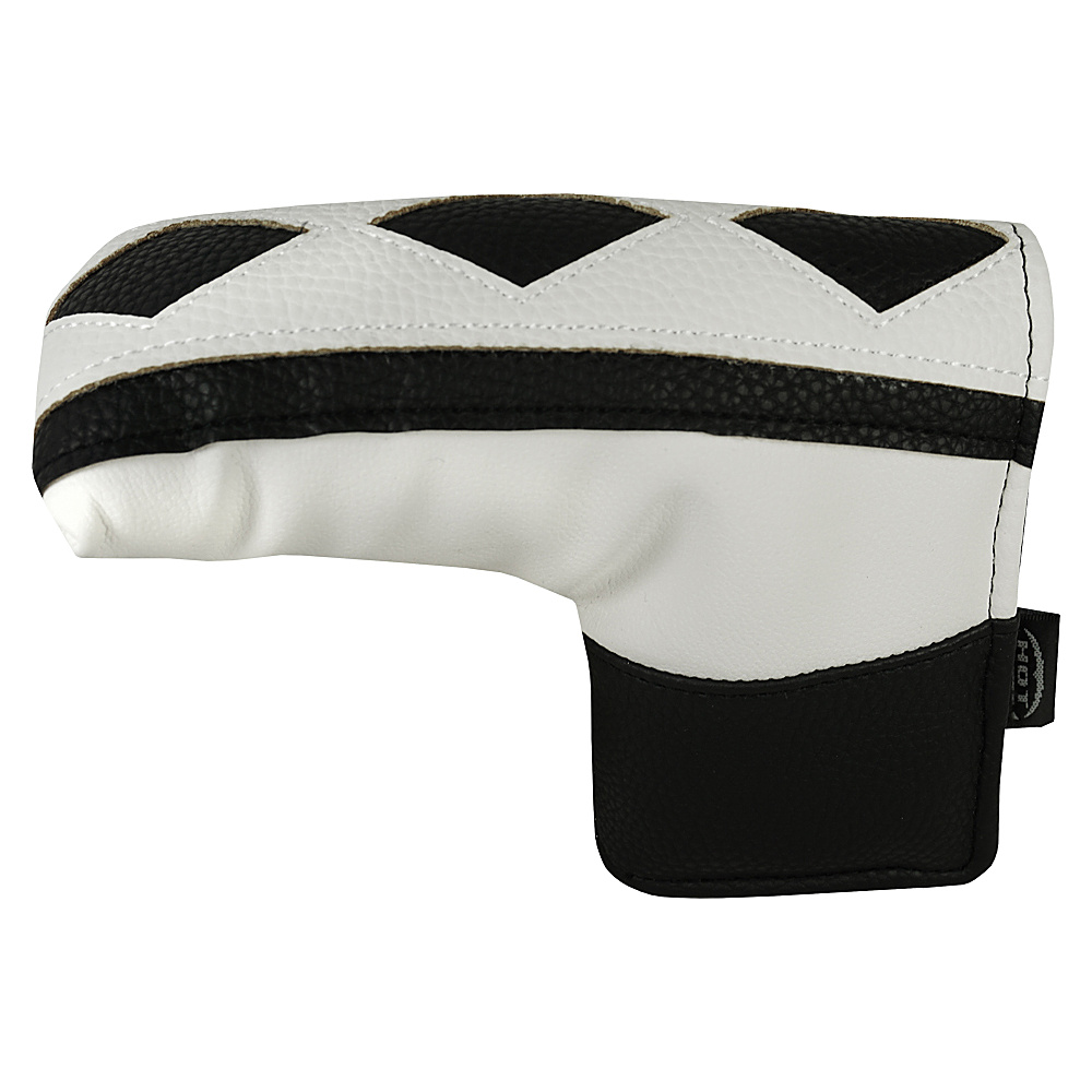 Hot Z Golf Bags L Shape Putter Cover White Hot Z Golf Bags Sports Accessories