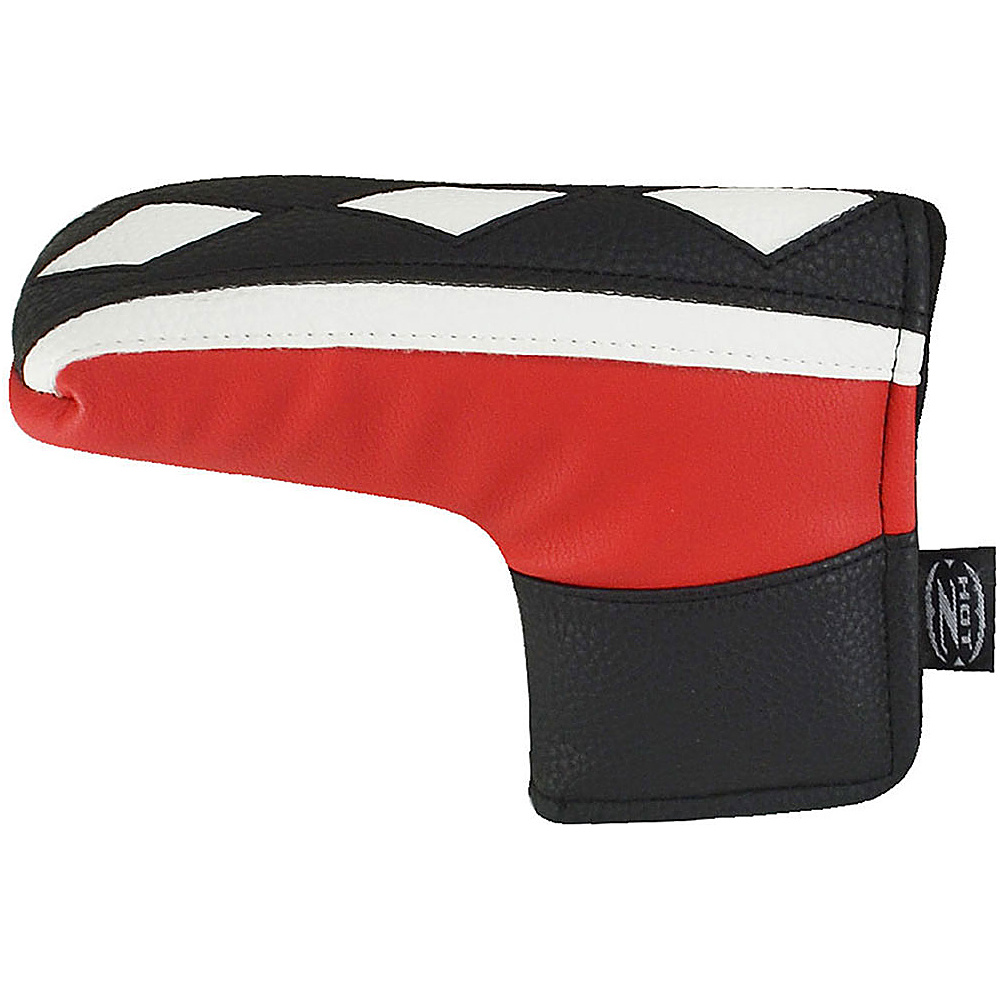 Hot Z Golf Bags L Shape Putter Cover Red Black Hot Z Golf Bags Sports Accessories
