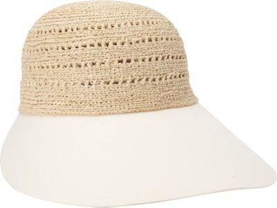Helen Kaminski Melissa Hat One Size - Natural/Shell - Helen Kaminski Hats/Gloves/Scarves