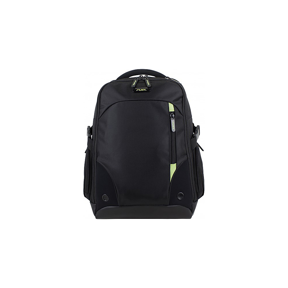 Fuel Sentry Backpack Black Fuel Everyday Backpacks