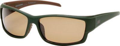 Skechers Eyewear Rimmed Sport Sunglasses Brown with Olive - Skechers Eyewear Sunglasses