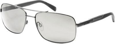 Timberland Eyewear Navigator Sunglasses Shiny Gunmetal - Timberland Eyewear Sunglasses