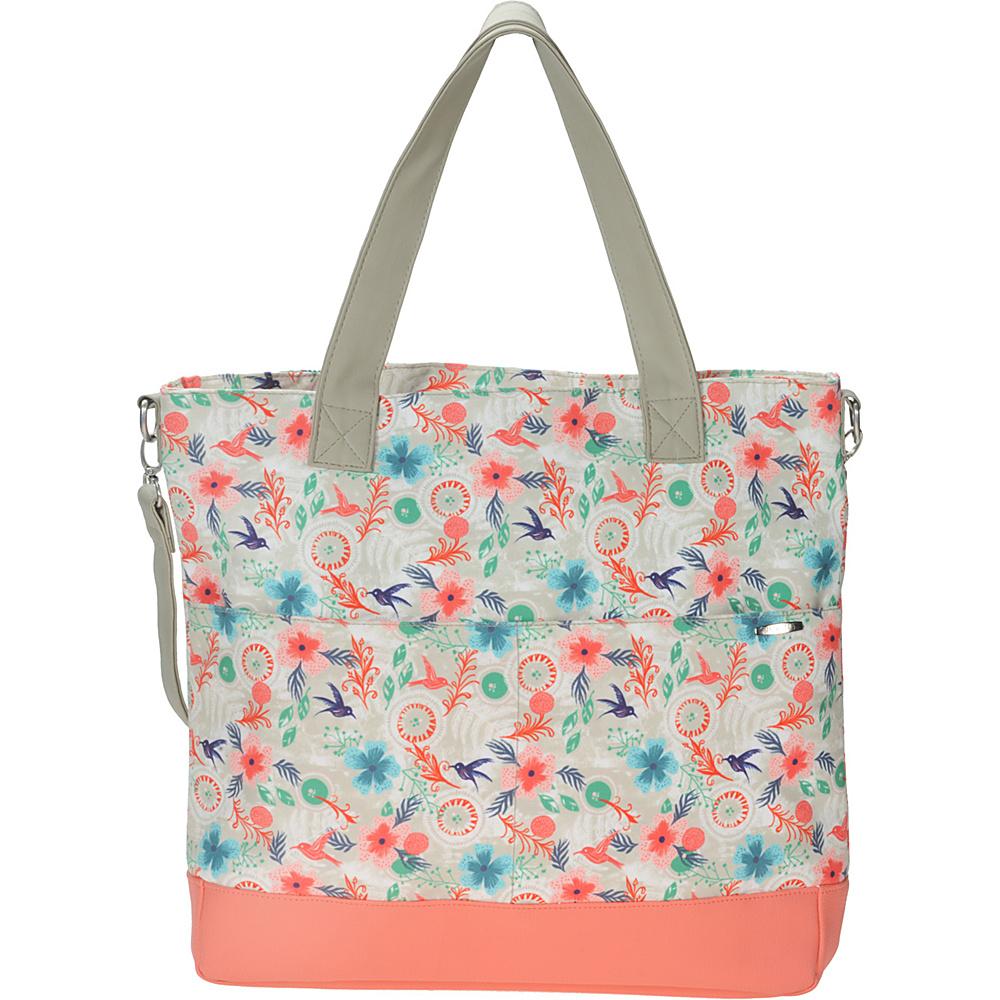 Capri Designs Sarah Watts Carryall Bag Morning Dew - Capri Designs Fabric Handbags