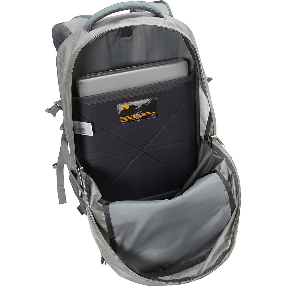The North Face Hot Shot Laptop Backpack Urban Navy/Banff Blue - The North Face Business & Laptop Backpacks