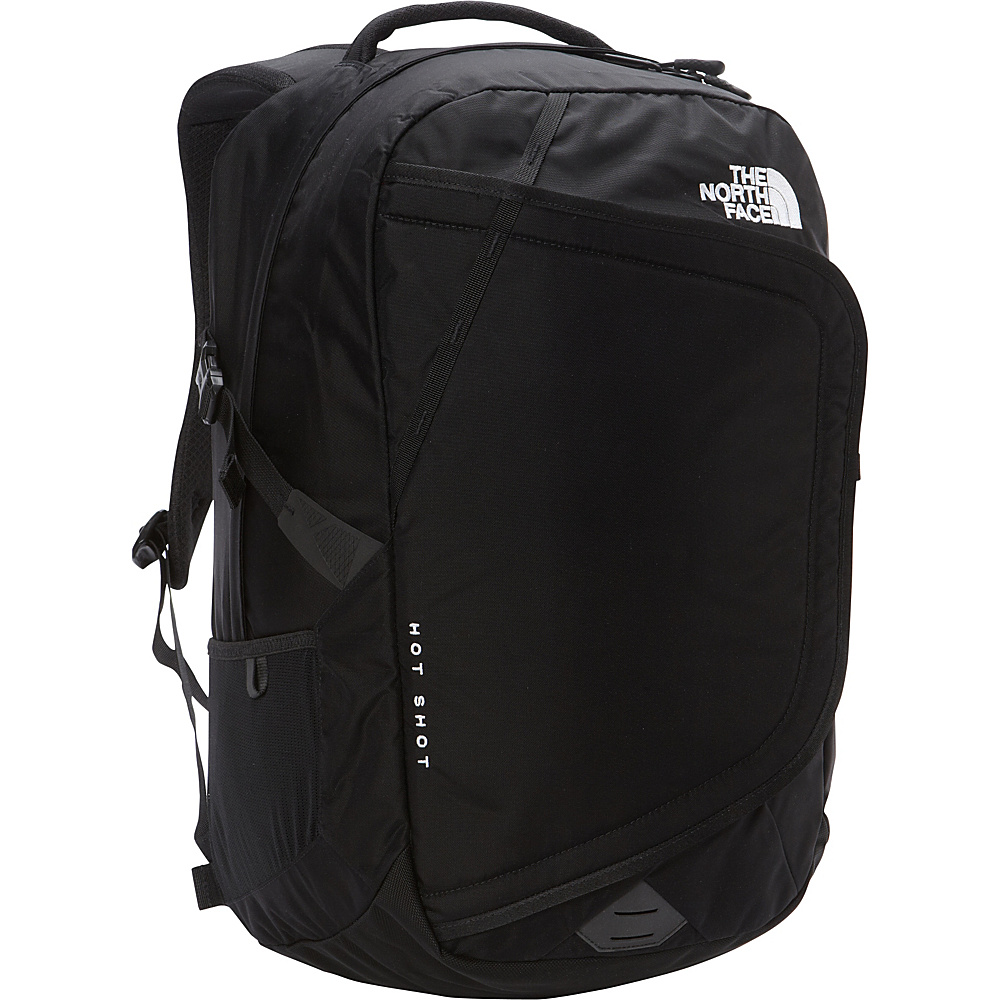 The North Face Hot Shot Laptop Backpack TNF Black The North Face Business Laptop Backpacks