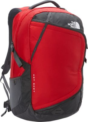 The North Face Hot Shot Laptop Backpack TNF Red/Asphalt Grey - The North Face Business & Laptop Backpacks