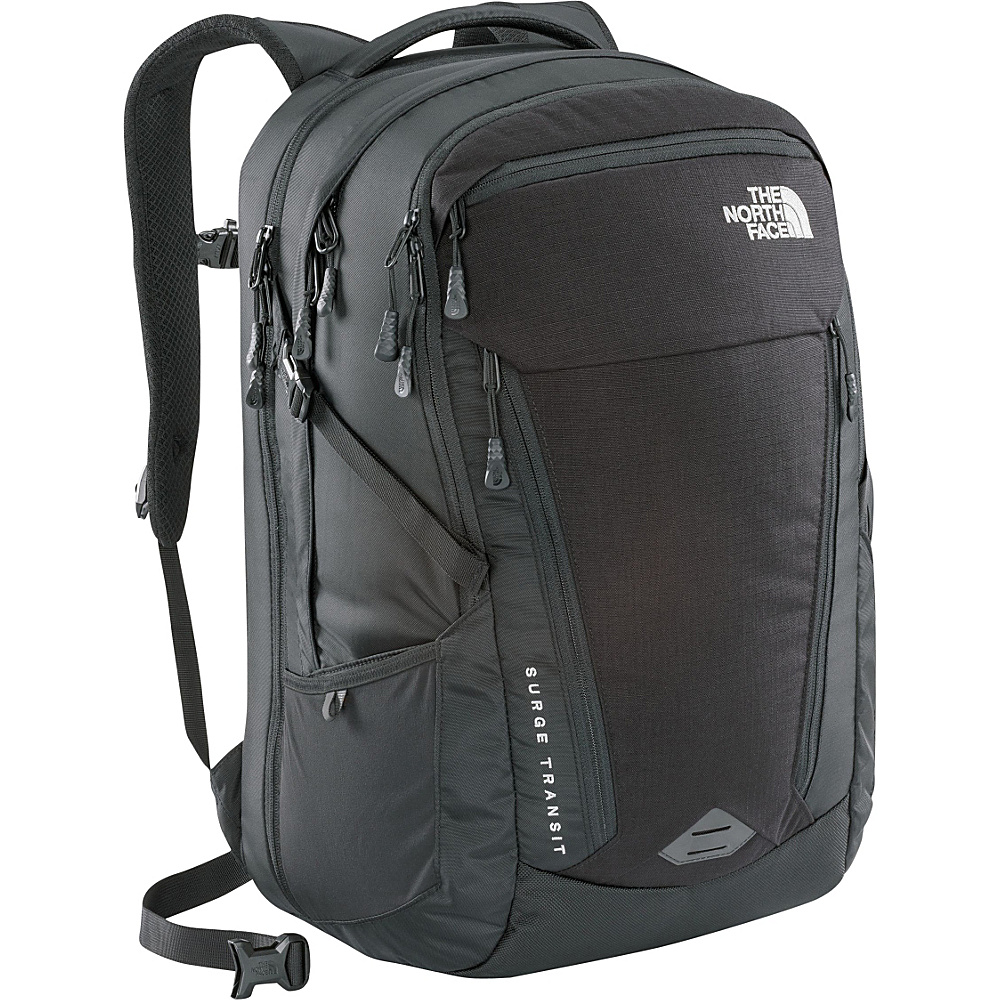 The North Face Surge Transit Laptop Backpack TNF Black - The North Face Business & Laptop Backpacks - Backpacks, Business & Laptop Backpacks
