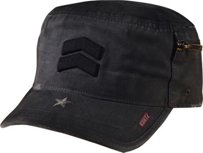 A Kurtz Fritz Oil Legion Hat L - Charcoal - A Kurtz Hats/Gloves/Scarves