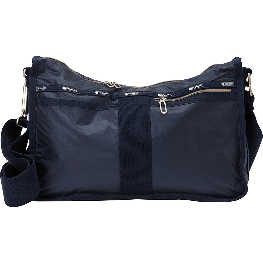LeSportsac Everyday Bag Classic Navy C LeSportsac Fabric Handbags