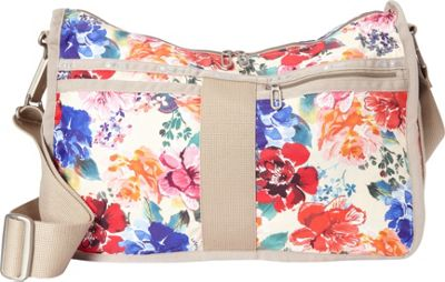 LeSportsac Everyday Bag Romantics Cream C - LeSportsac Fabric Handbags