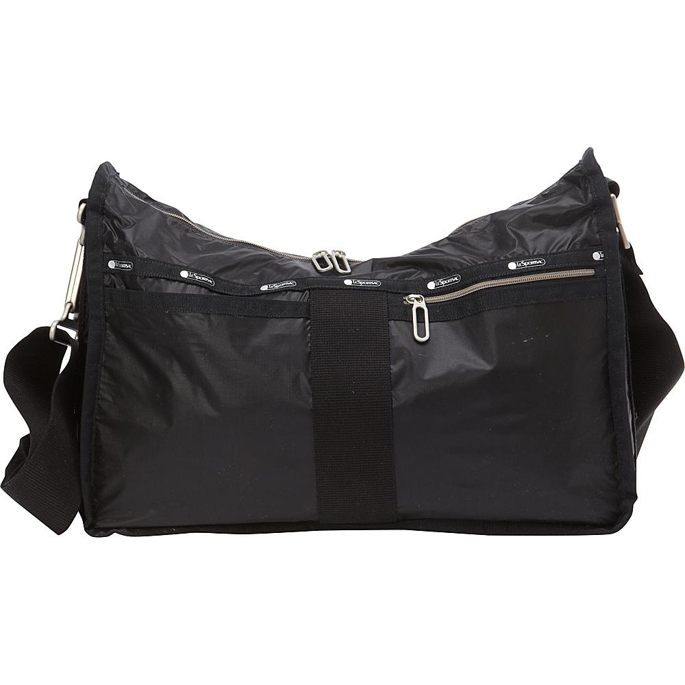 LeSportsac Everyday Bag True Black LeSportsac Fabric Handbags