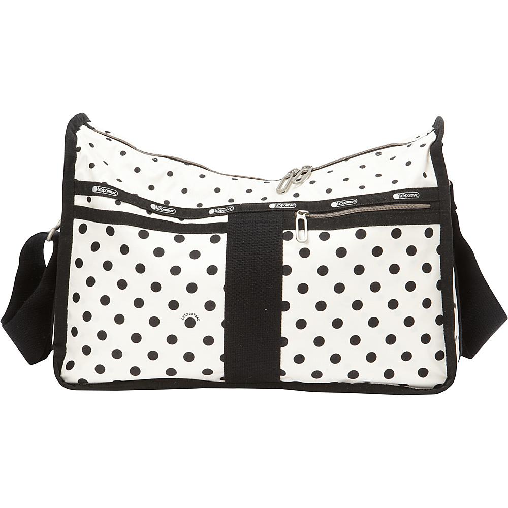 LeSportsac Everyday Bag Sun Multi Cream LeSportsac Fabric Handbags