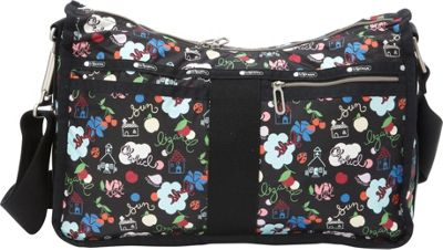 LeSportsac Everyday Bag School's Out - LeSportsac Fabric Handbags