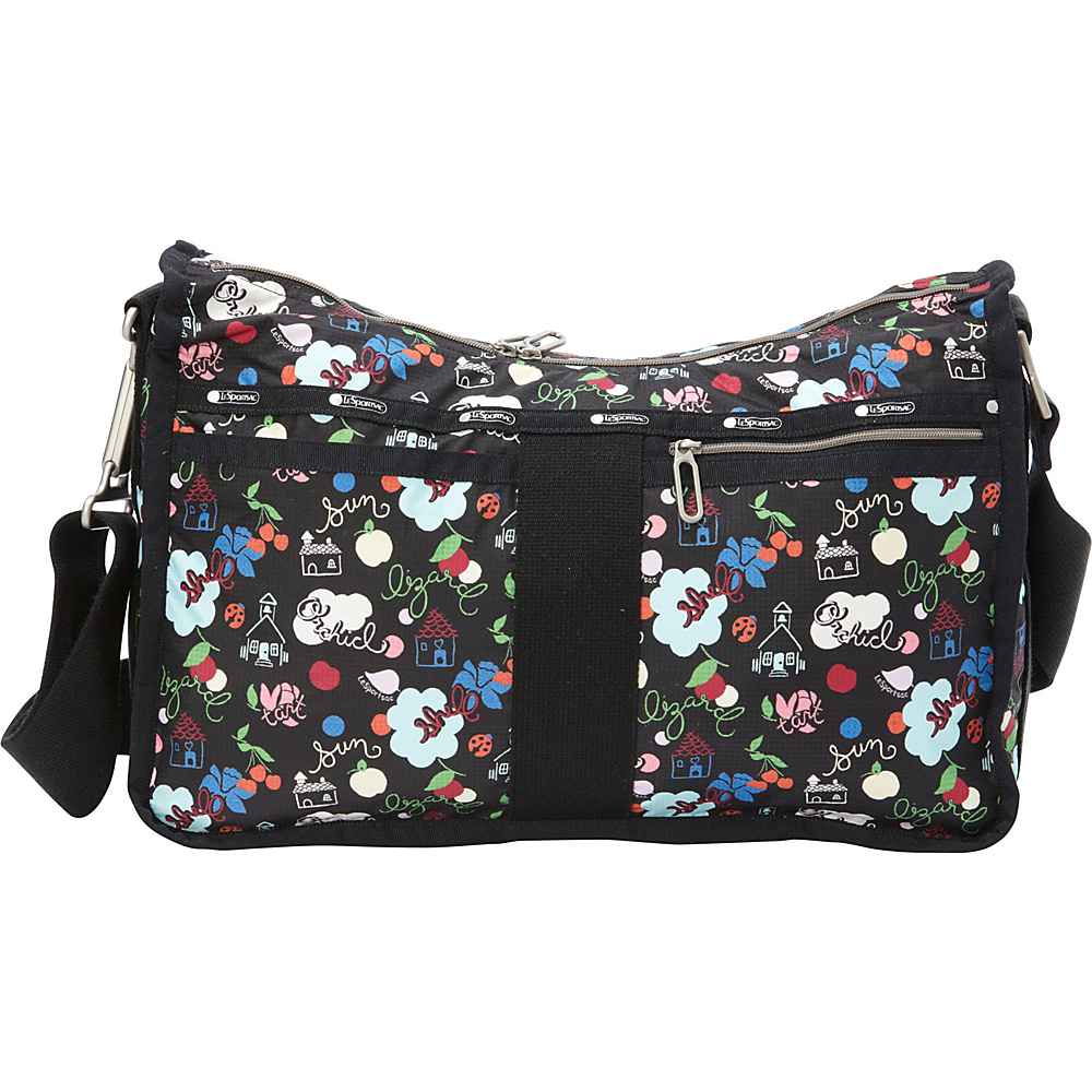 LeSportsac Everyday Bag School s Out LeSportsac Fabric Handbags