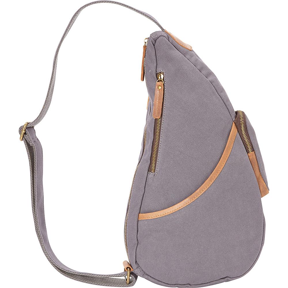 Vagabond Traveler Spacious Shoulder Carry Travel Pack Bag Blue Grey - Vagabond Traveler Waist Packs - Backpacks, Waist Packs
