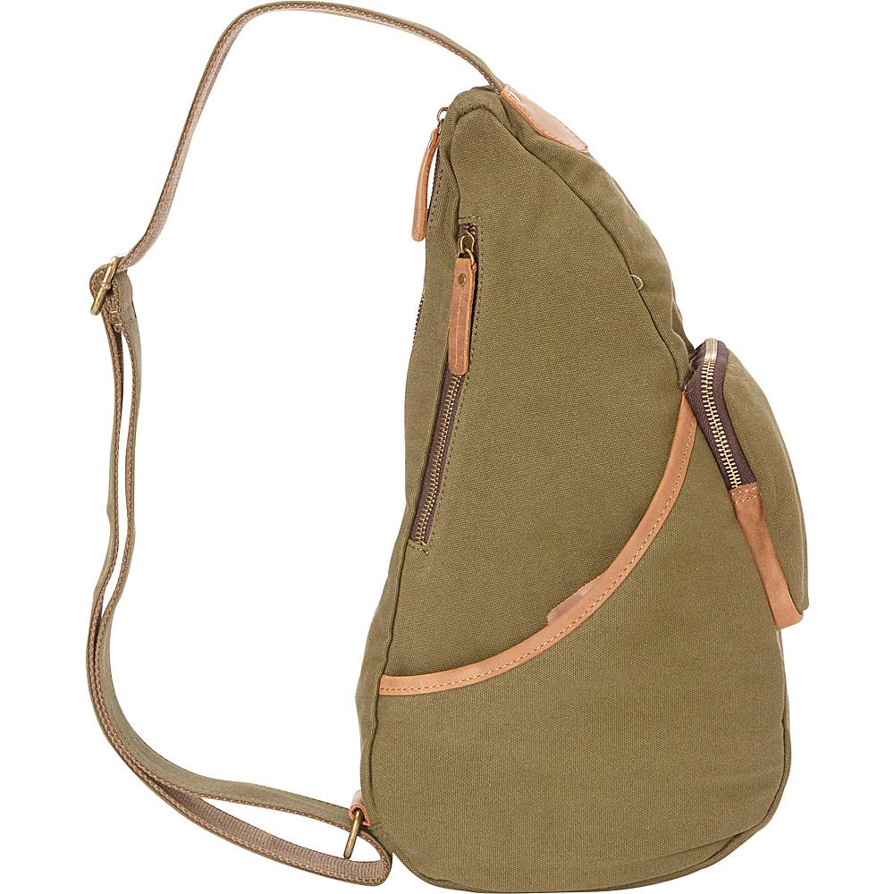 Vagabond Traveler Spacious Shoulder Carry Travel Pack Bag Green - Vagabond Traveler Waist Packs - Backpacks, Waist Packs