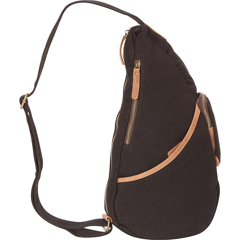 Vagabond Traveler Spacious Shoulder Carry Travel Pack Bag Black - Vagabond Traveler Waist Packs - Backpacks, Waist Packs
