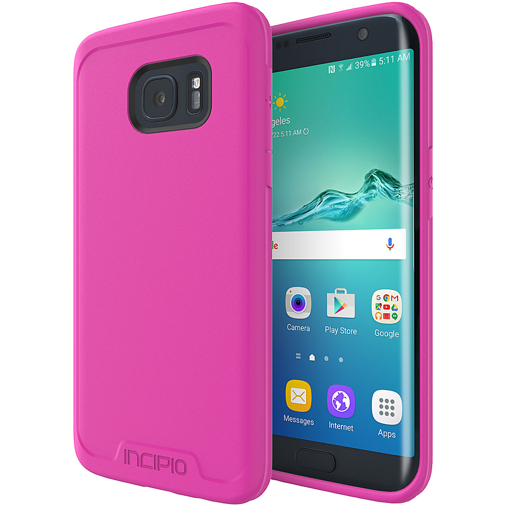 Incipio Performance Series Level 1 for Samsung Galaxy S7 Edge Pink - Incipio Electronic Cases - Technology, Electronic Cases