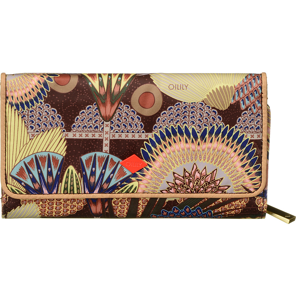 Oilily Large Wallet Cherrywood Oilily Women s Wallets