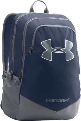 Under Armour Boys Scrimmage Backpack Midnight Navy/Graphite/Graphite - Under Armour Business & Laptop Backpacks 10452279