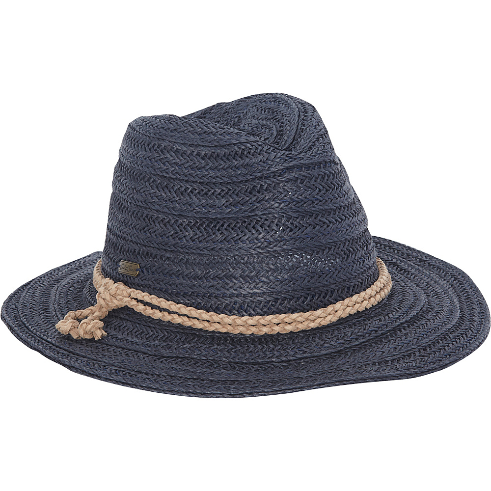 Sun N Sand Rope Safari Hat One Size - Navy - Sun N Sand Hats/Gloves/Scarves - Fashion Accessories, Hats/Gloves/Scarves