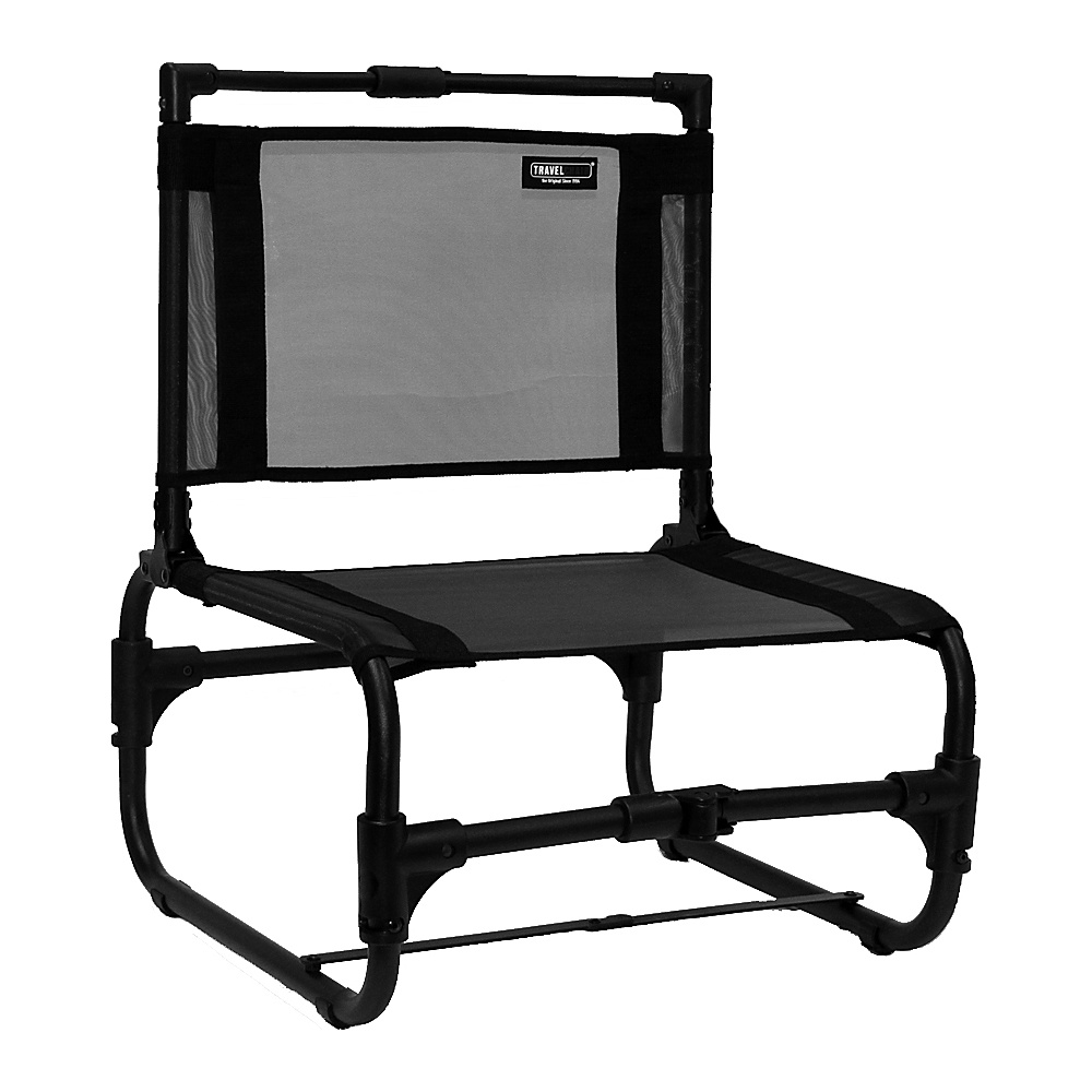 Travel Chair Company Larry Chair Black Travel Chair Company Outdoor Accessories