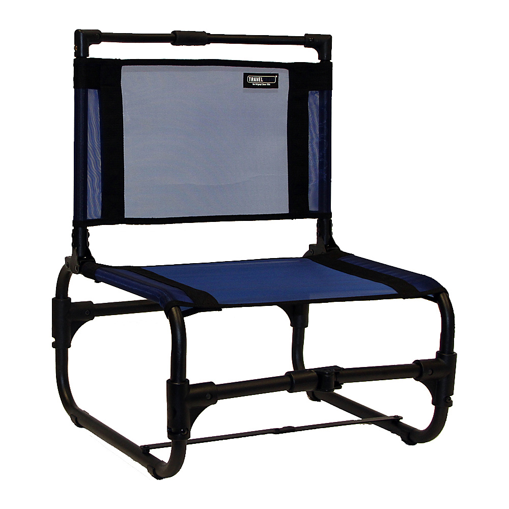 Travel Chair Company Larry Chair Blue Travel Chair Company Outdoor Accessories