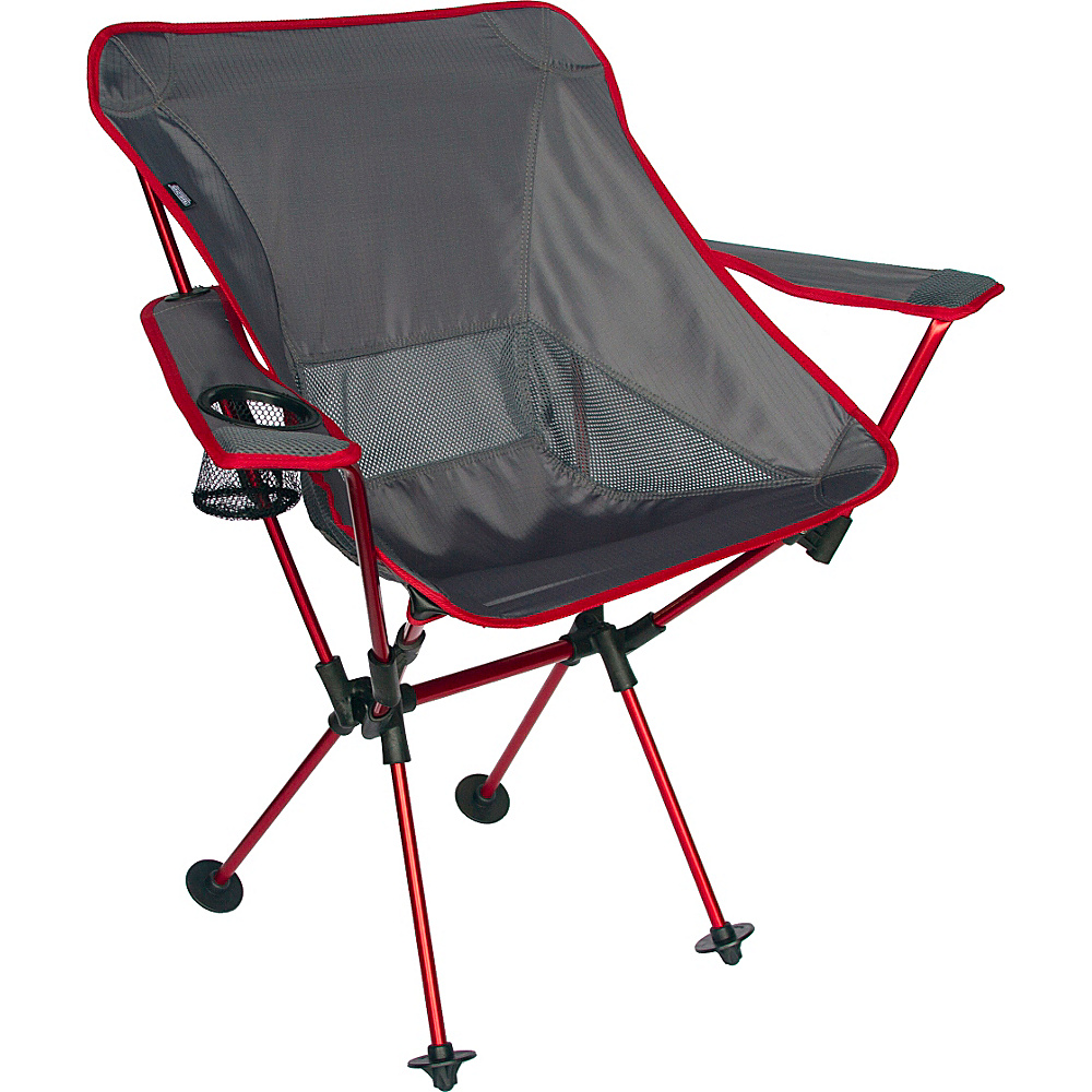 Travel Chair Company Wallaby Chair Red Travel Chair Company Outdoor Accessories
