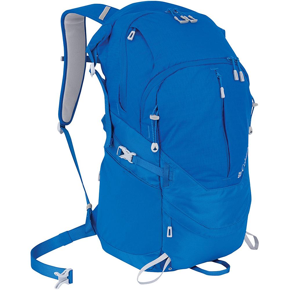 Columbia Sportswear Mazama Daypack Blue Moon - Columbia Sportswear Day Hiking Backpacks