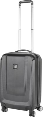ful Load Rider Series 21in Spinner Upright Luggage Black - ful Hardside Carry-On