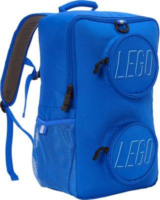LEGO Brick Eco Backpack Blue - LEGO Everyday Backpacks