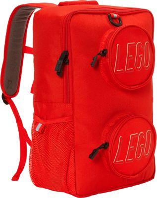 LEGO Brick Eco Backpack Red - LEGO Everyday Backpacks