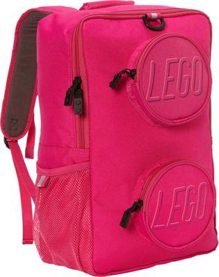 LEGO Brick Eco Backpack Pink - LEGO Everyday Backpacks
