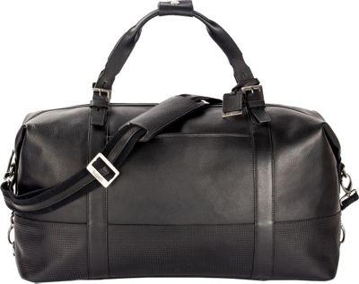 Bugatti Soledad Leather Duffle Bag