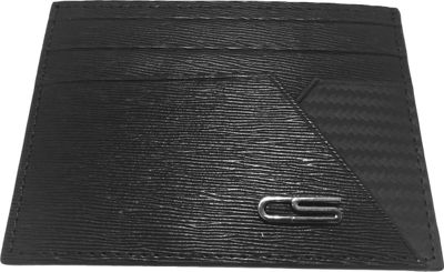 Carbon Sesto Sleeve Wallet Black - Carbon Sesto Men's Wallets