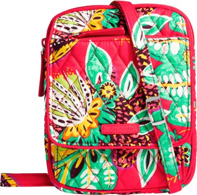 Vera Bradley Mini Hipster Crossbody- Retired Prints Rumba - Vera Bradley Fabric Handbags