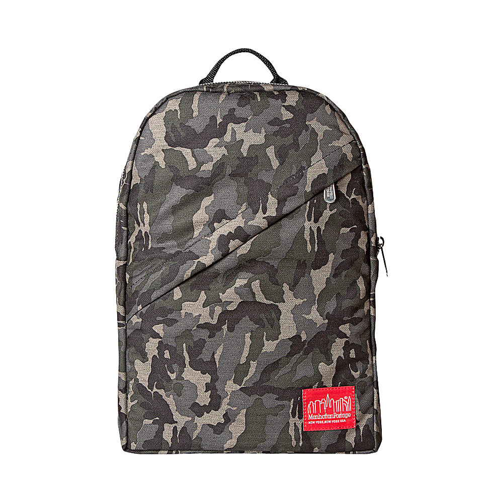 Manhattan Portage Twill Hunters Backpack Camo - Manhattan Portage Everyday Backpacks - Backpacks, Everyday Backpacks