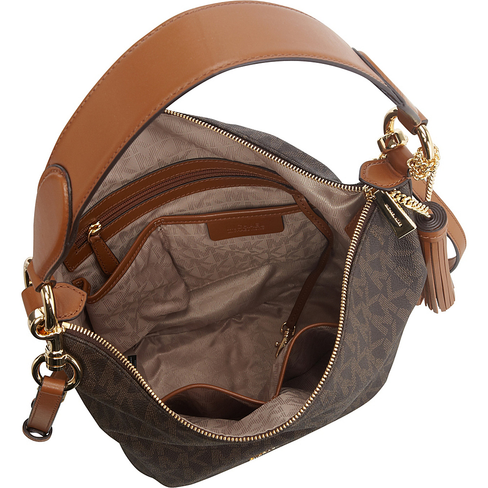 Michael kors bags ebay philippines - Michael Michael Kors Elana Large Convertible Shoulder Shoulder