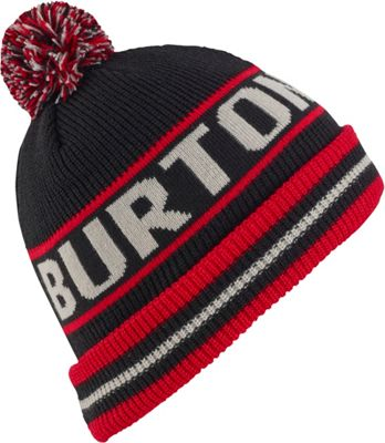 Burton Trope Beanie One Size - True Black - Burton Hats