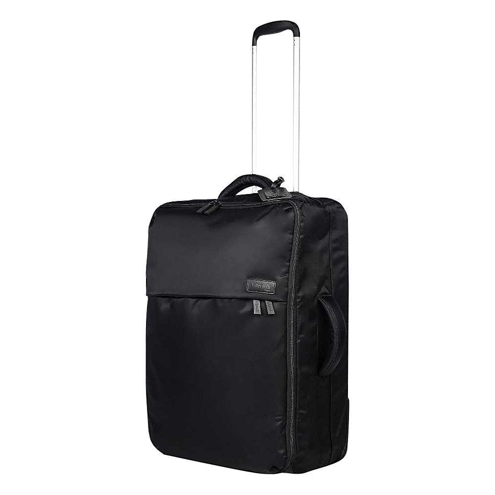 Lipault Paris Upright 28 Black Lipault Paris Softside Checked