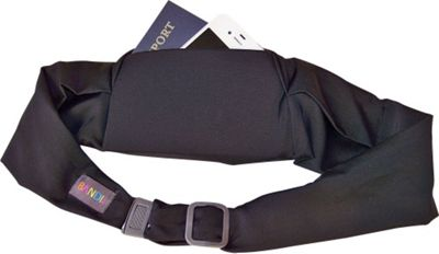 BANDI Wear Large Pocket Belt Black - BANDI Wear Sports Accessories