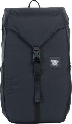 Herschel Supply Co. Barlow Laptop Backpack Black - Herschel Supply Co. Business & Laptop Backpacks