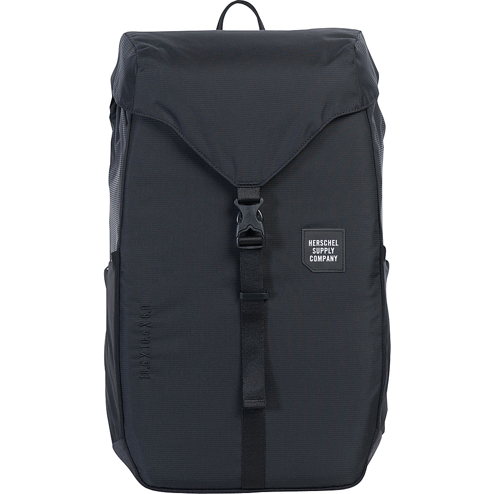 Herschel Supply Co. Barlow Laptop Backpack Black Herschel Supply Co. Business Laptop Backpacks