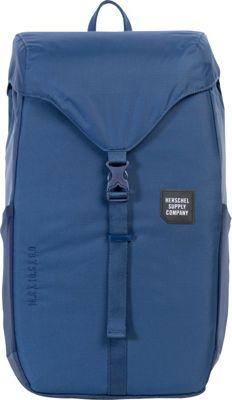 Herschel Supply Co. Barlow Laptop Backpack Peacoat - Herschel Supply Co. Business & Laptop Backpacks