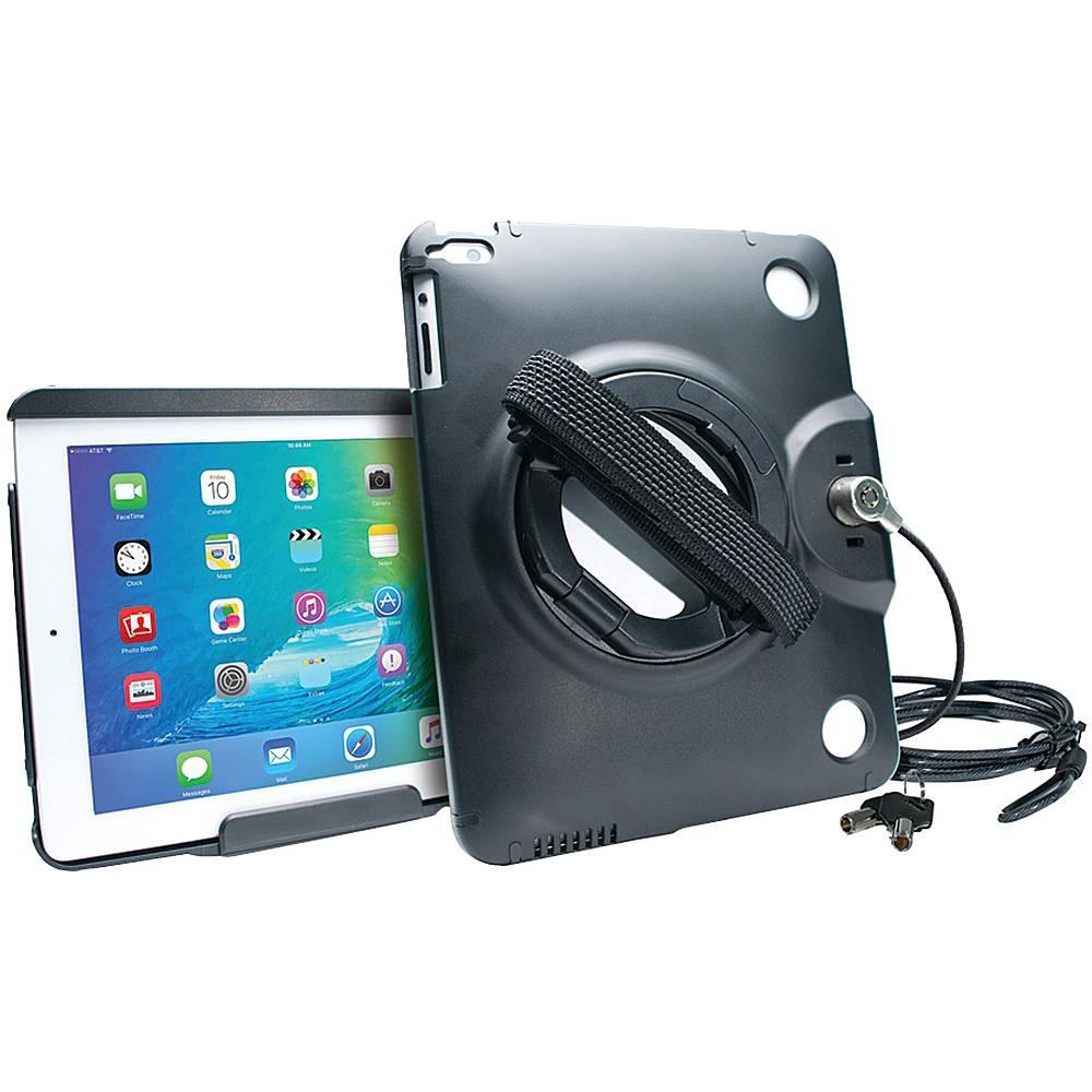 Cta Digital Anti Theft Case With Stand Ipad Black Cta Digital Electronic Cases