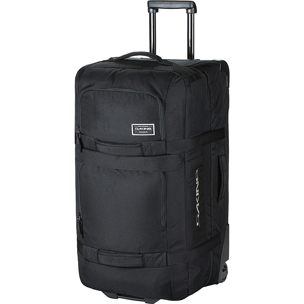 DAKINE Split Roller 85L Black - DAKINE Travel Duffels - Duffels, Travel Duffels