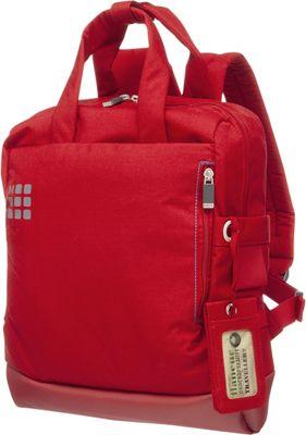 Moleskine MyCloud Smallpack Scarlet Red - Moleskine Business & Laptop Backpacks