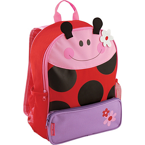 Stephen Joseph Sidekicks Backpack Ladybug - Stephen Joseph Everyday Backpacks